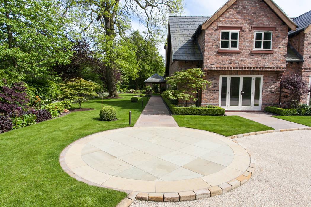 Lakeside Garden, Cheshire de Barnes Walker Ltd