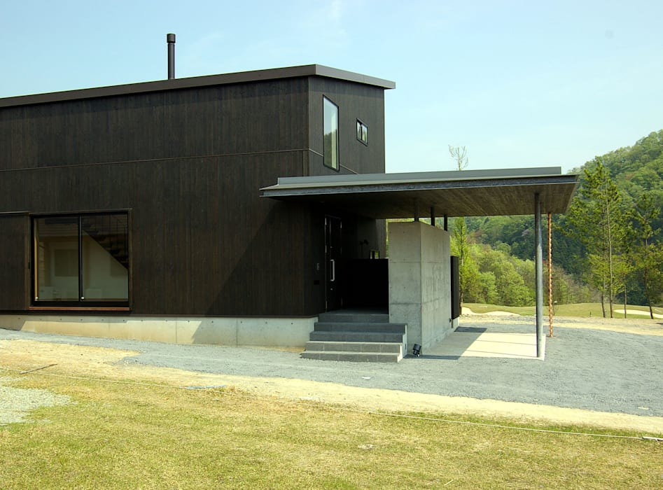 一級建築士事務所アールタイプ Modern Houses