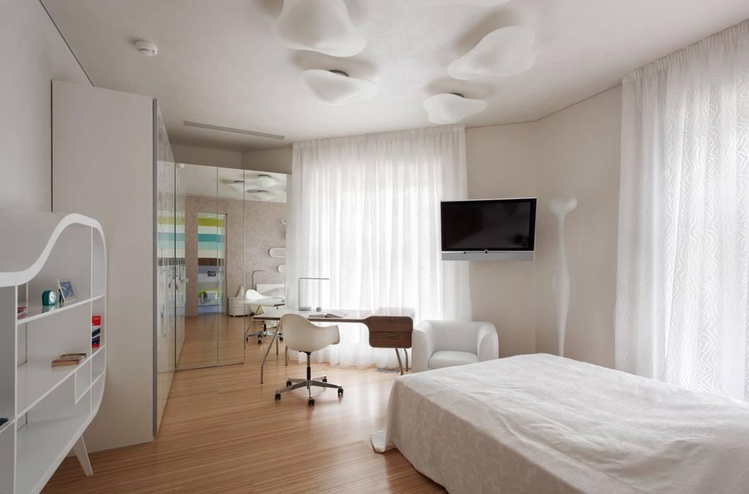 Projekty Sypialnia Zaprojektowane Przez Vox Architects