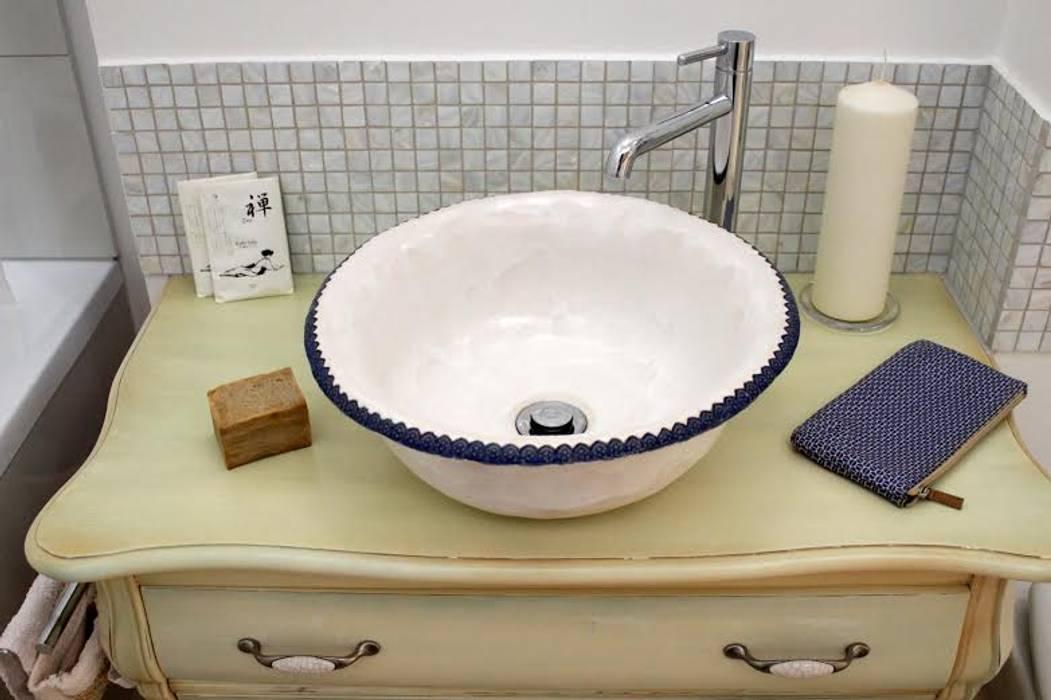 Wnętrza W Stylu Rustykalnym Styl W Kategorii łazienka