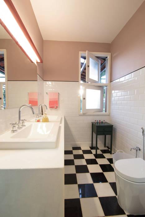 Badezimmer im Landhausstil von Mutabile Landhaus