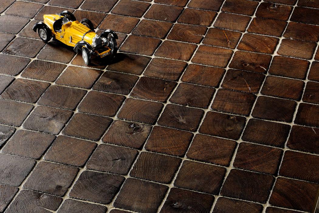 Timberplan Pareti & Pavimenti in stile moderno