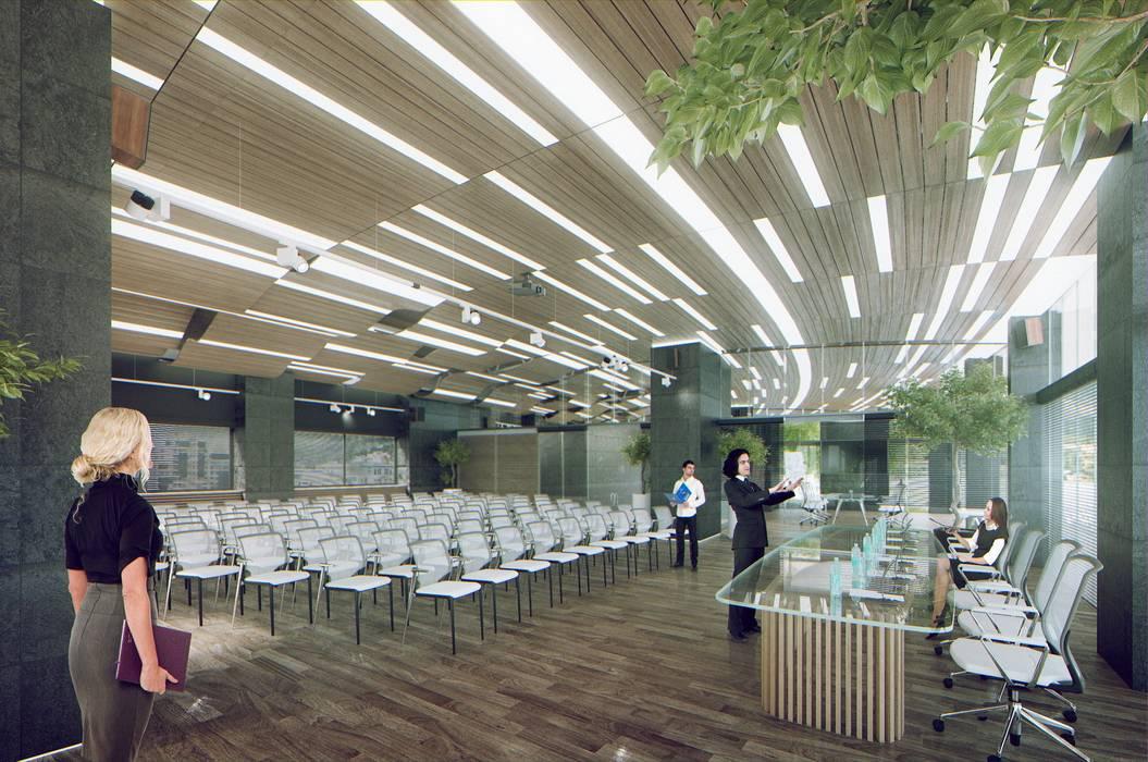 ГУРЗУФ РИВЬЕРА: Конференц-центры в . Автор – 8d-architects