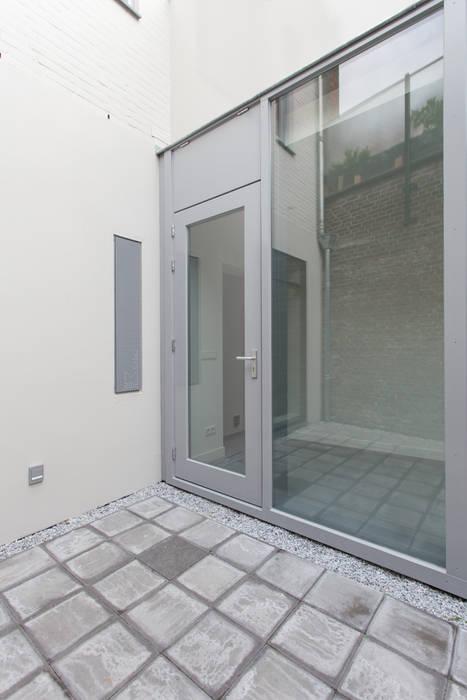de (drie) Moriaen(en) architectenbureau Huib Koman (abHK) Moderne tuinen