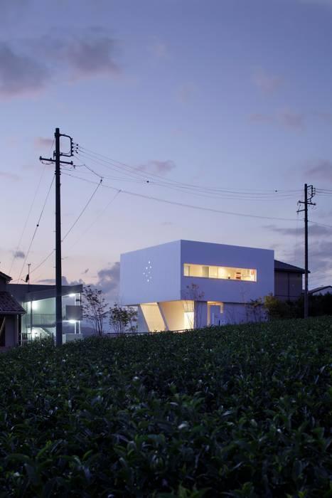 全景: 久保田正一建築研究所が手掛けた家です。