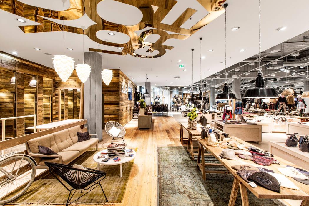 Corneille Uedingslohmann Architekten Commercial Spaces