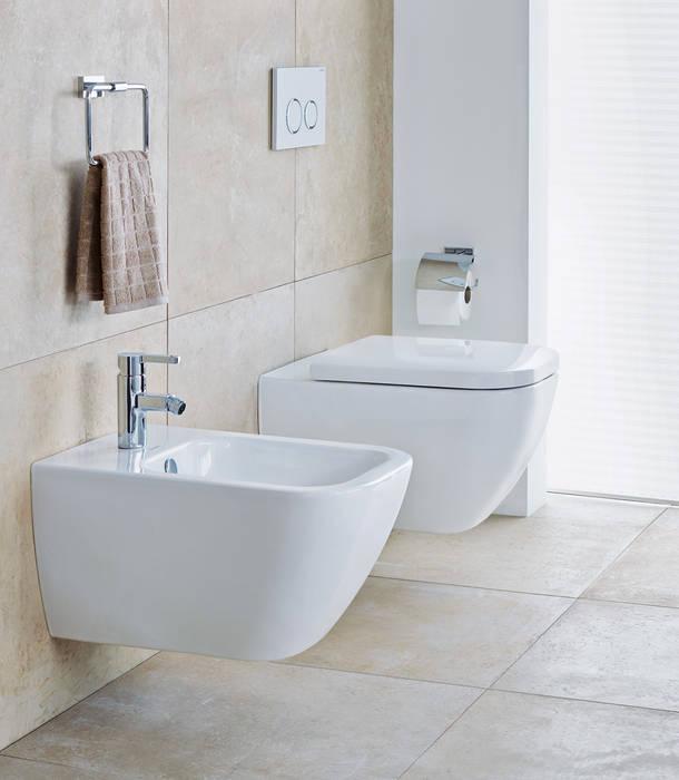 Happy d. 2 von duravit (design: sieger design): moderne badezimmer ...