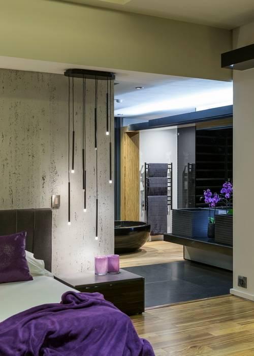 House in Blair Atholl Modern Banyo Nico Van Der Meulen Architects Modern
