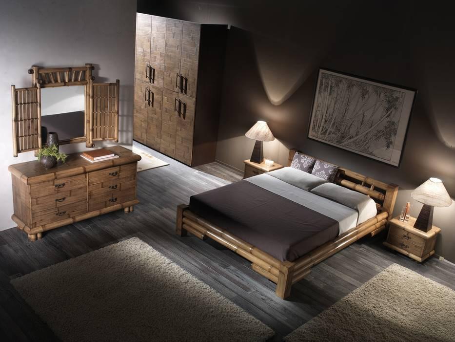Camere da letto giapponesi: in stile di negozio del giunco ...
