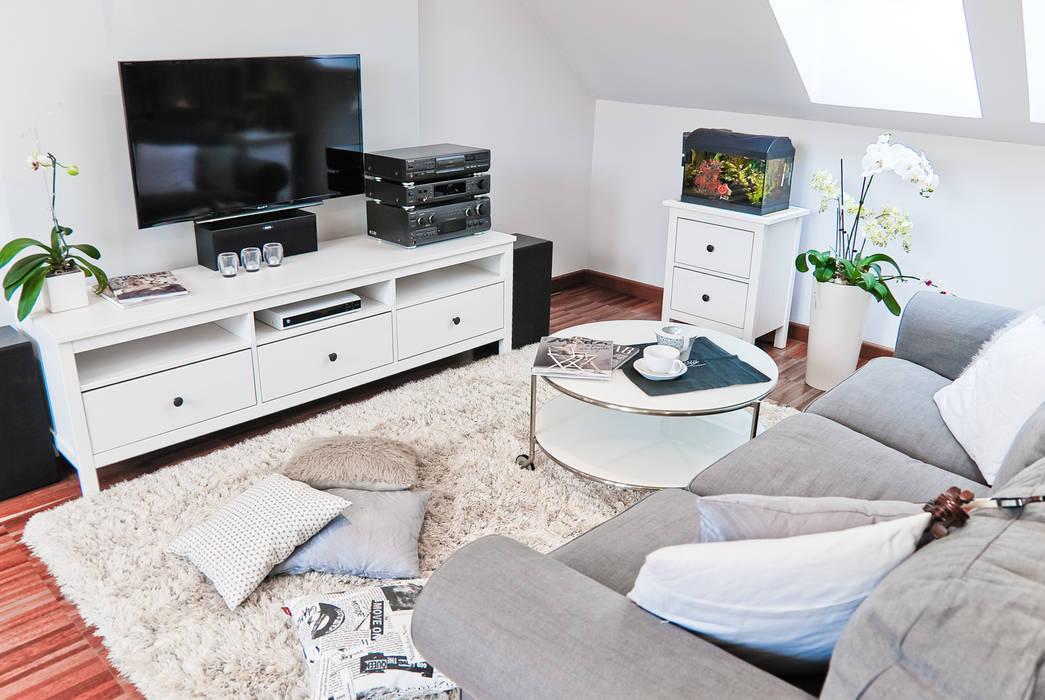 YNOX Architektura Wnętrz Living room
