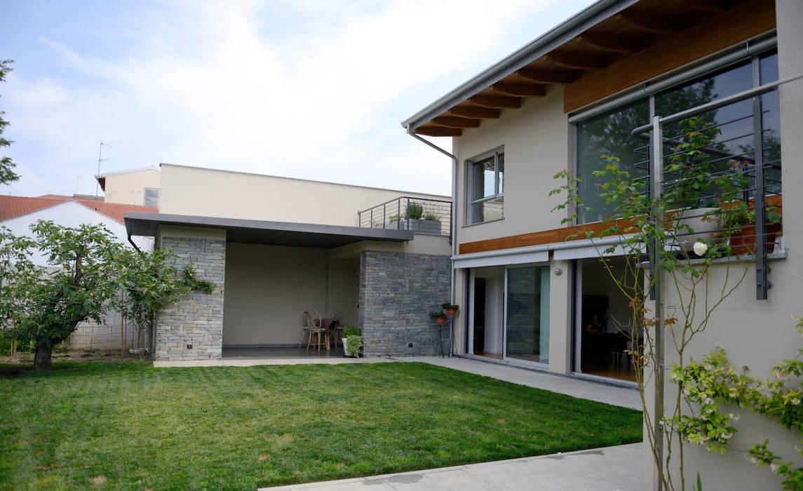 Giardini Per Case Moderne sh25 giardino interno case moderne di studio zero 30 moderno