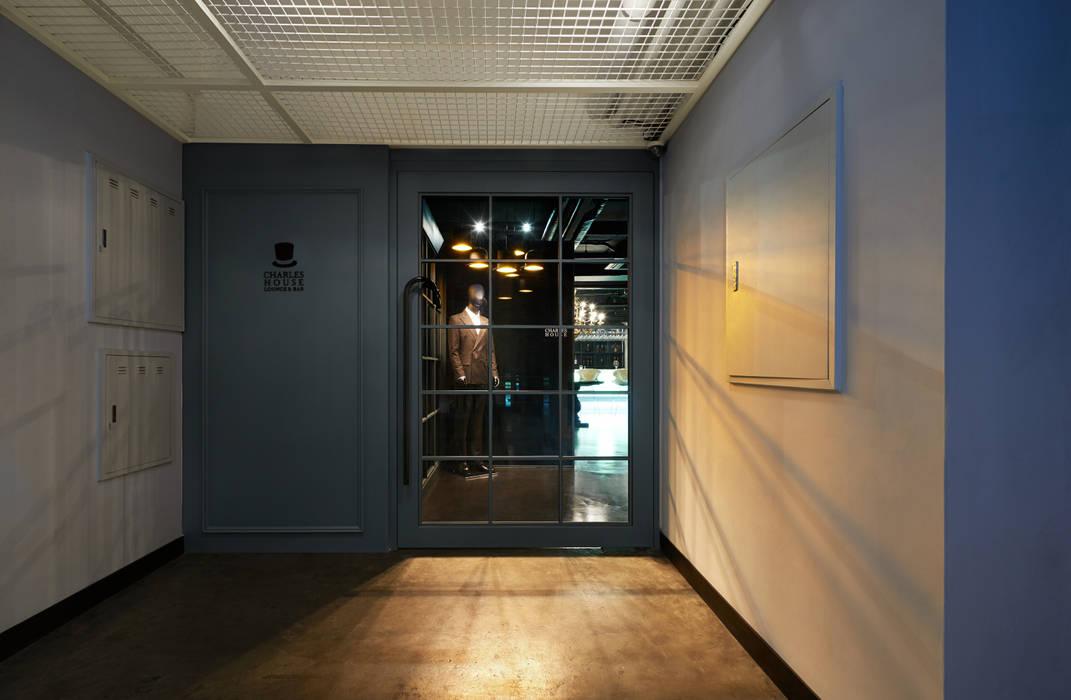 입구: Design m4의  레스토랑,