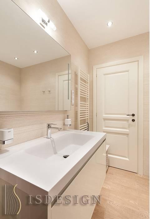 Ванная комната Ванная комната в стиле кантри от ISDesign group s.r.o. Кантри