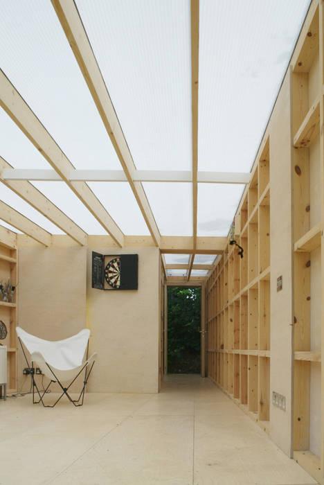The new Summerhouse Salas de estilo moderno de Ullmayer Sylvester Moderno