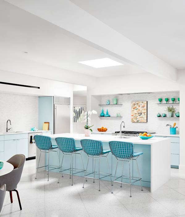 Maywood Residence Moderne Küchen von Hugh Jefferson Randolph Architects Modern