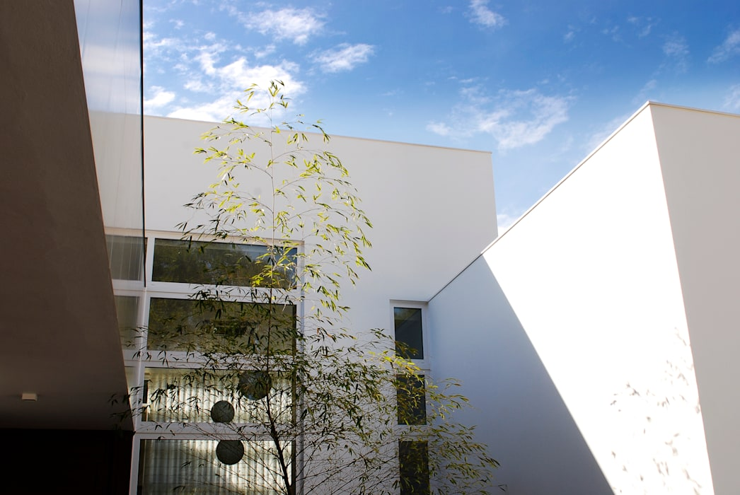Casas estilo moderno: ideas, arquitectura e imágenes de Tartan Arquitetura e Urbanismo Moderno