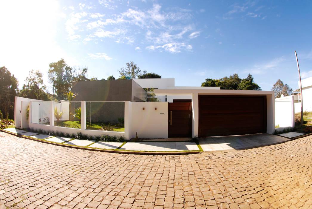 Residência CB Casas modernas por Tartan Arquitetura e Urbanismo Moderno