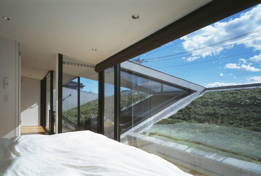 2階 : プライム建築都市研究所が手掛けた寝室です。