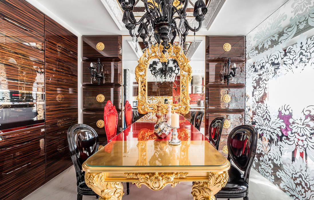 Dapur oleh Belimov-Gushchin Andrey, Eklektik