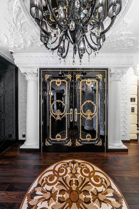 Koridor dan lorong oleh Belimov-Gushchin Andrey, Eklektik