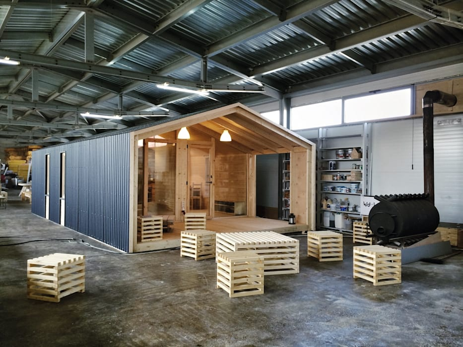 Slab house by bureau de change architects yellowtrace