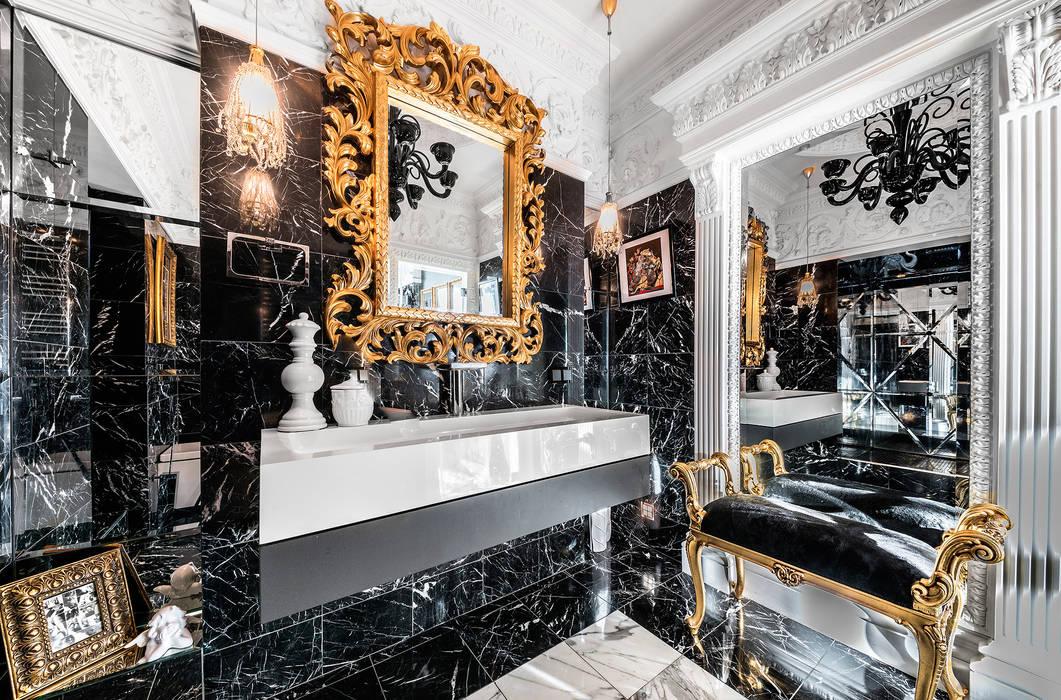 Гламурная в ванной 6