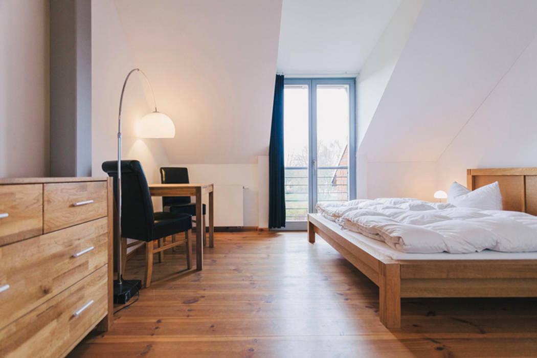Ferienscheune Barnimer Feldmark Schlafzimmer Von Zerr Hapke