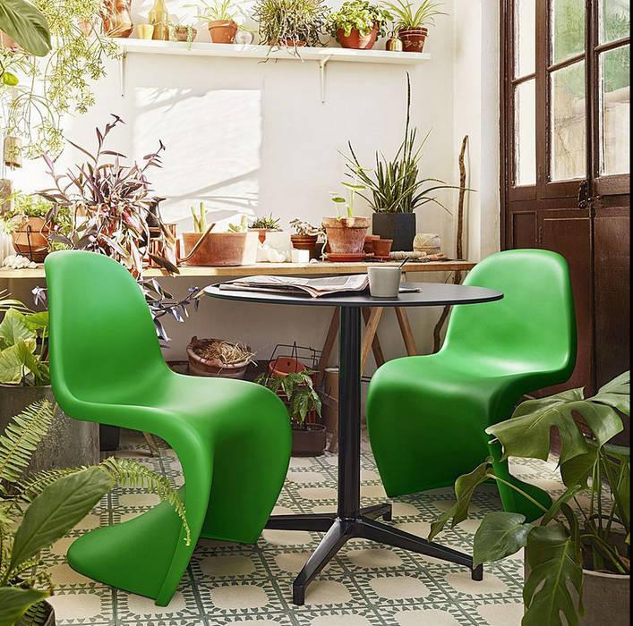 Mobiliario de jardines y exteriores Jardines de estilo mediterráneo de Muebles caparros Mediterráneo