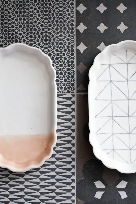 WATERMELON   SS 2015 por anna westerlund handmade ceramics Escandinavo