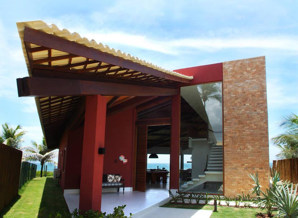 Modern Houses by Arquitetura 3 Modern