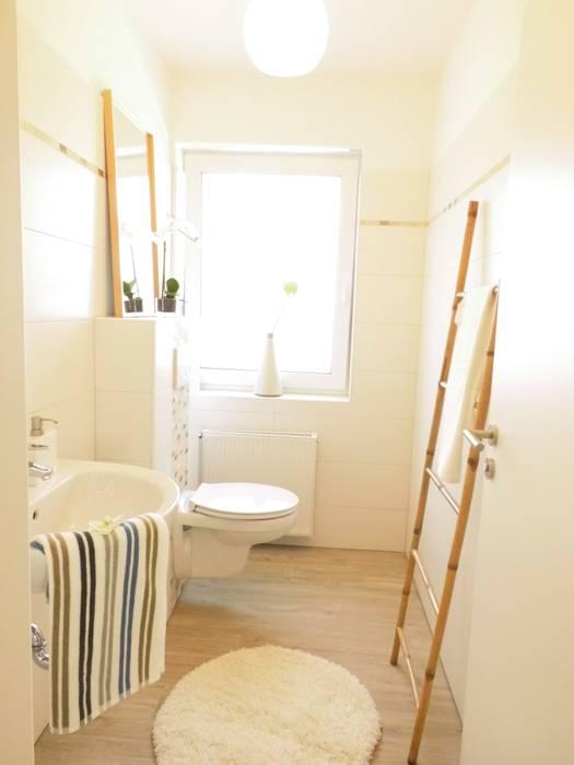 Home Staging - Maisonettewohnung in Hamm raum² - wir machen wohnen