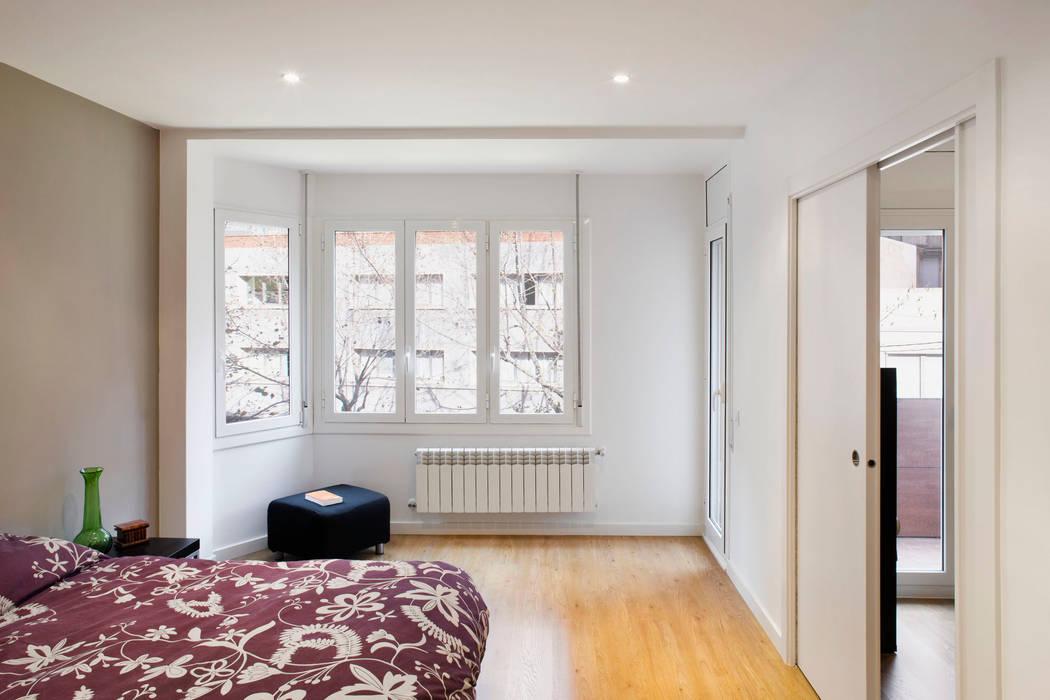 Mediterranean style bedroom by GPA Gestión de Proyectos Arquitectónicos ]gpa[® Mediterranean