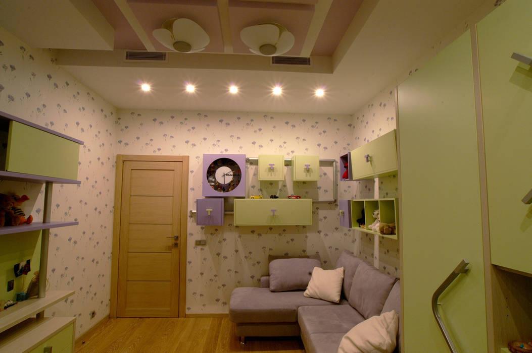 Детская комната от Дизайн студия Ирины Панасовской