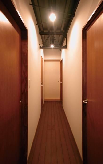 廊下 株式会社エキップ オリジナルスタイルの 玄関&廊下&階段