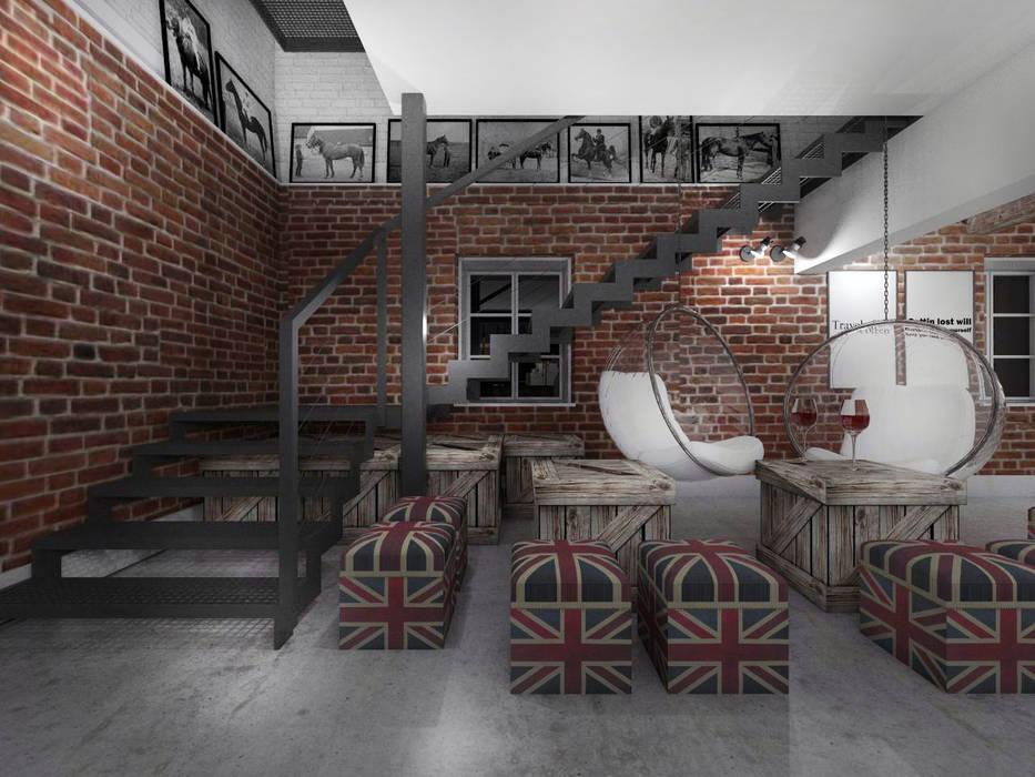 Bar & Klub  oleh HUK atelier, Eklektik