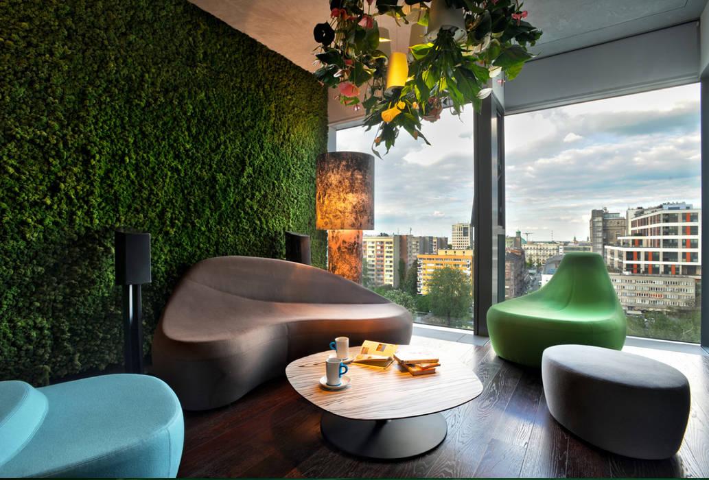 rstudio Modern living room