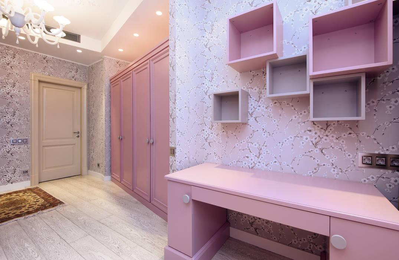 Квартира на Каменоостровском Детская комнатa в классическом стиле от GEDUEV ARCH BUREAU Классический
