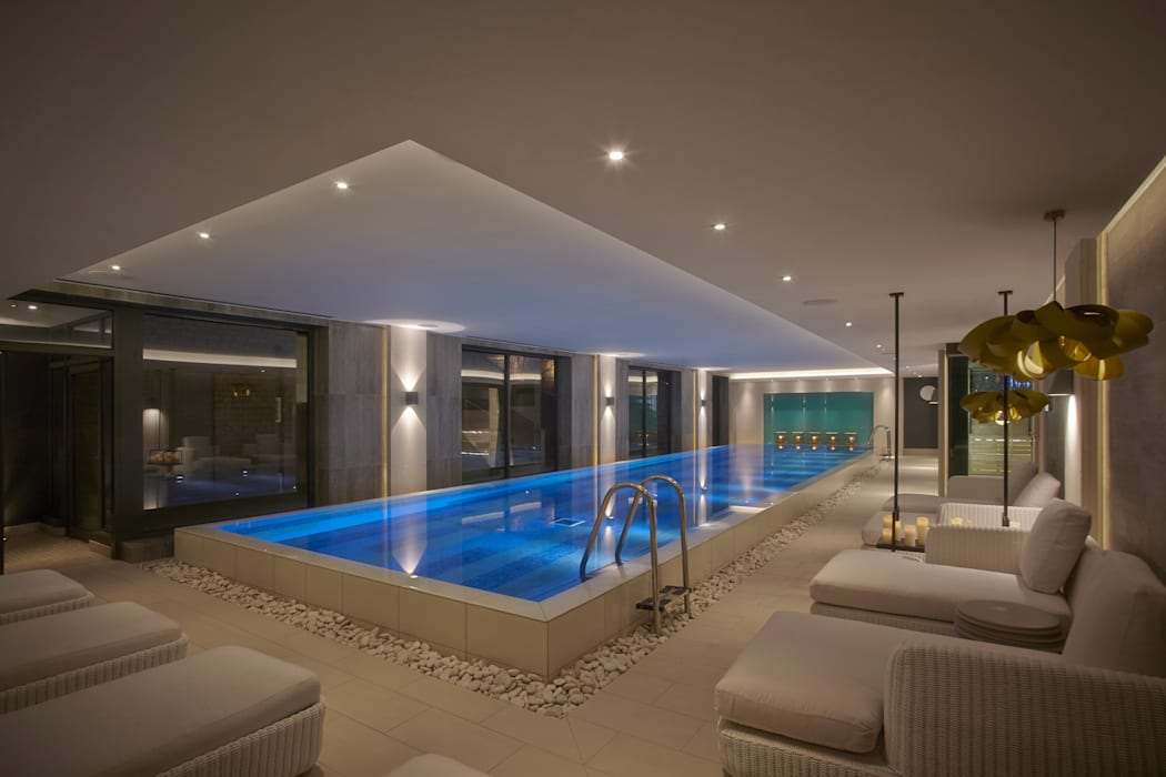 Dormy House Hotel Pool by motive8 Classic