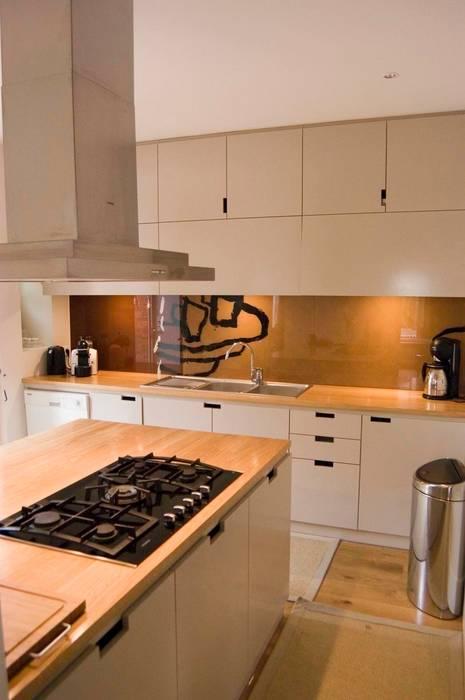 cuisine: Cuisine de style de style Moderne par Tandem architecture