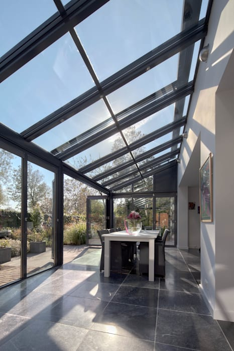Conservatory By Solarlux Gmbh Homify