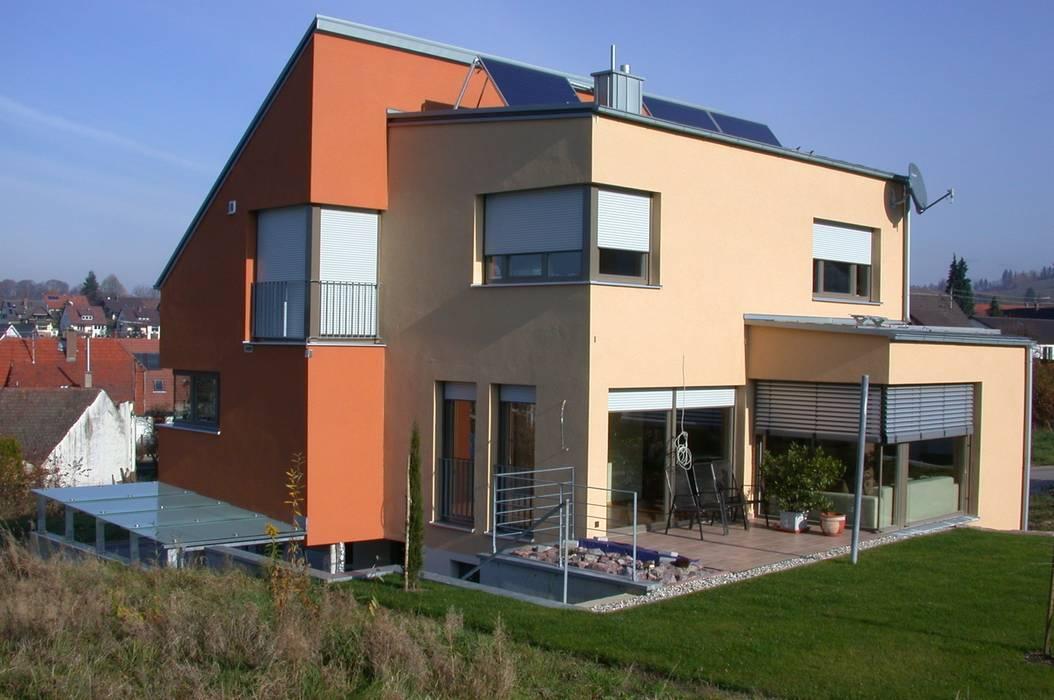 Дома в . Автор – Freier Architekt Herbert FRANZ, Модерн