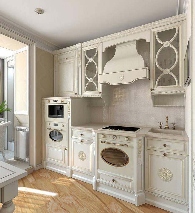 Kitchen by Aledoconcept