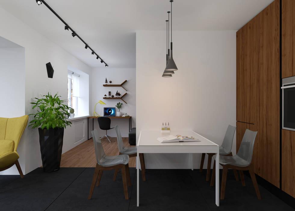 Кухня Кухня в стиле минимализм от 3D GROUP Минимализм
