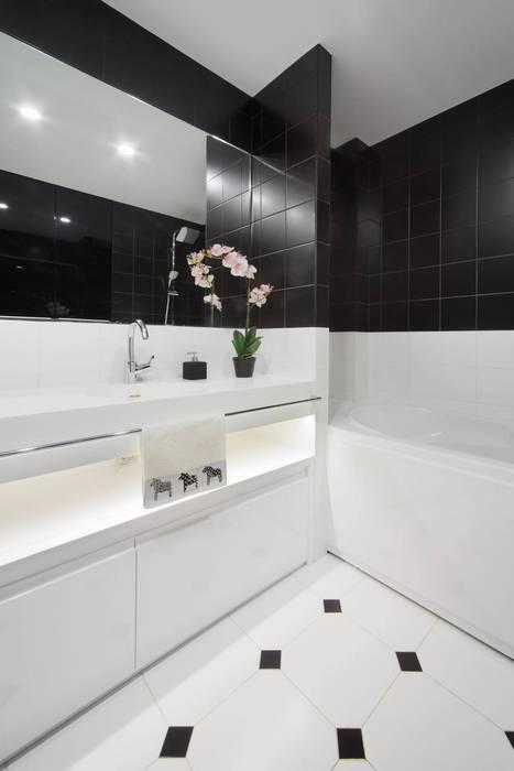 Ванная Ванная комната в стиле модерн от Студия дизайна интерьера 'Градиз' Модерн