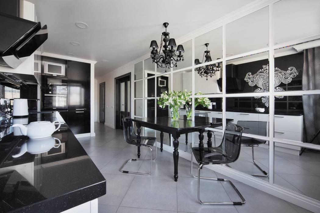 Кухня Кухня в стиле модерн от Студия дизайна интерьера 'Градиз' Модерн