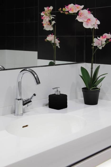 Ванная: Ванные комнаты в . Автор – Студия дизайна интерьера 'Градиз',
