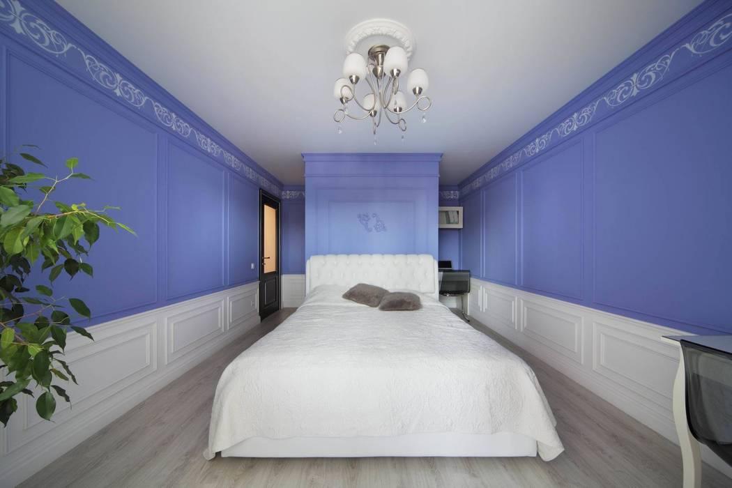 Спальня: Спальни в . Автор – Студия дизайна интерьера 'Градиз', Классический