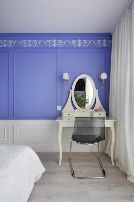 Спальня Спальня в классическом стиле от Студия дизайна интерьера 'Градиз' Классический