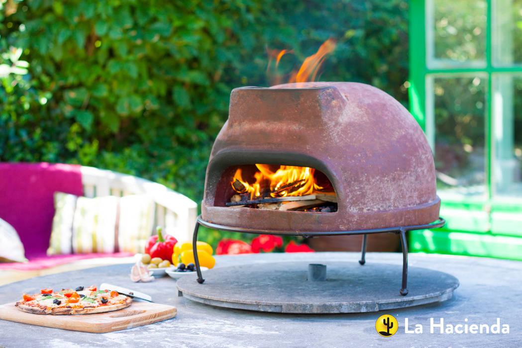 Morena mexican clay pizza oven La Hacienda GartenFeuerplätze und Grill