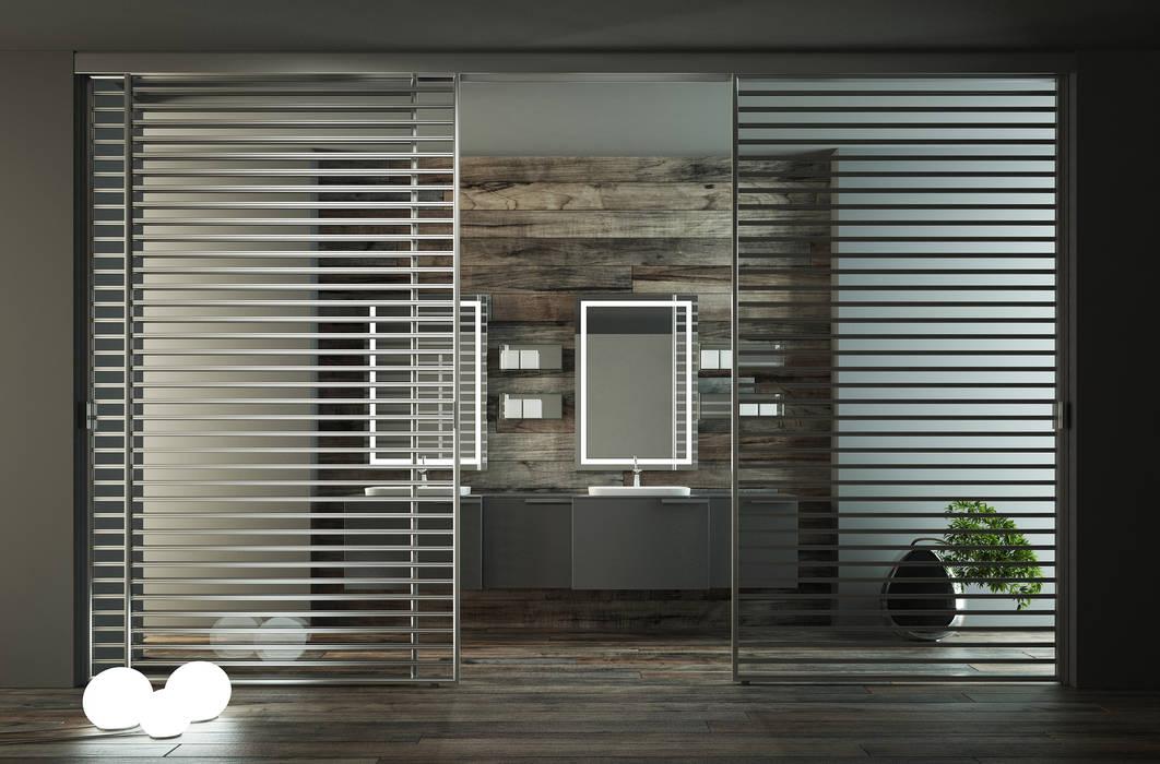 Pintu & Jendela Modern Oleh Staino&Staino Modern